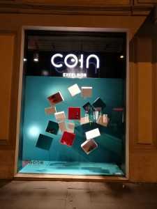 installazioni,allestimento vetrine,windows display, pop-up  roma